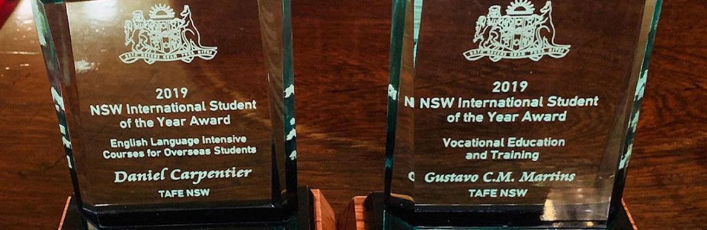 StudyNSW 2019 International Student Awards