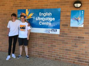 TAFE NSW Kingscliff welcomes Danish students