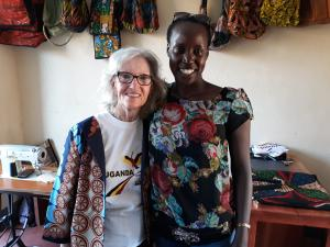 How a sewing course sparked Pure Joy