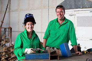TAFE NSW helps Bathurst couple build bespoke lifestyle