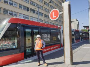 TAFE Digital gives graduate extra edge for Sydney Light Rail project