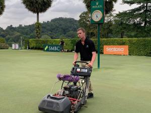 HUNTER LOCAL WINS NATIONAL AWARD FOR SPORTS TURF MANAGEMENT