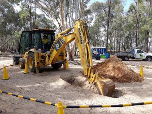 Warrumbungle Shire digs TAFE NSW training