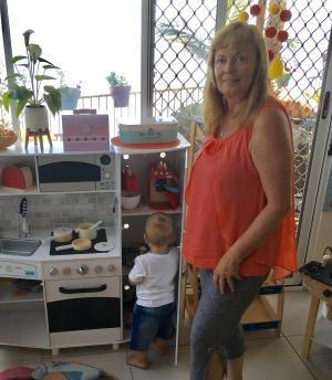 Highly respected Central Coast lady opens her own Family Day Care in Toukley