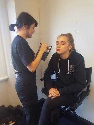 TAFE NSW beauty student lands career of a lifetime