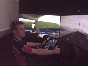 TAFE NSW SIMULATOR HELPS ASPIRING TRUCK DRIVERS CHANGE GEARS ON LICENCING