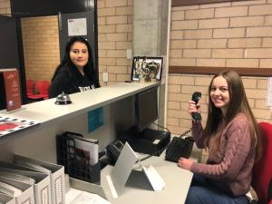 TAFE NSW students get down to business