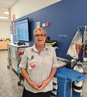 TAFE NSW nursing Graduate is coming up roses