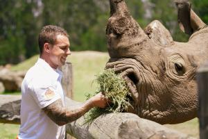 ANIMAL INSTINCT: Unique new TAFE NSW course to help rear next generation of zookeepers