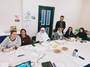 TAFE NSW helping migrants build a welcoming community