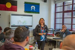 Corrective Services NSW and TAFE NSW team up for aboriginal mentorship program