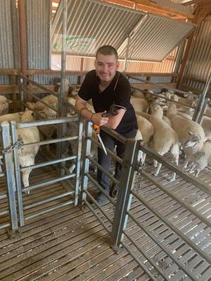 TAFE NSW graduate's career goes from plate to paddock