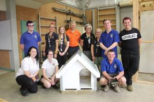 TAFE NSW Cowra students help important community cause