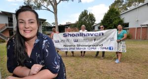 Shoalhaven Women's Wellness Festival and TAFE NSW turned Kristy's shattered life around