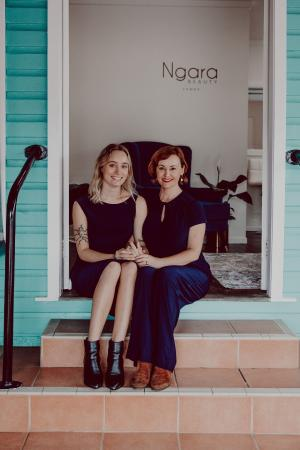 Beauty in the genes: Mother and Daughter open beauty salon