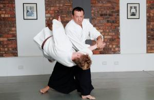 Friendly aikido instructor determined to help homeless Sydney Inner West youth