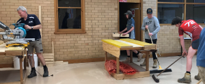 CONSTRUCTING HOPE: TAFE NSW 'taste tester' helping young students build a career