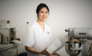 Loaf at first sight for TAFE NSW student Sabrina Lim