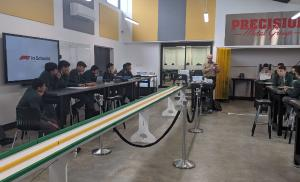 WESTERN SYDNEY HIGH SCHOOLSTUDENTS ON THE FAST TRACK TO A CAREER IN ENGINEERING
