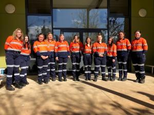 TAFE NSW proves Girls Can Too when it comes to taking up a trade