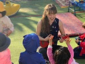 TAFE Digital graduate proud to be part of Pennant Hills Pre- and Primary School family
