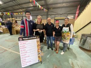 FROM IRAQ WITH LOVE: How food has helped Wagga family in integration journey