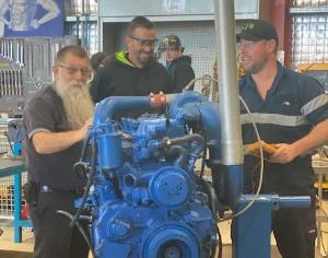 Keeping it local - TAFE NSW Dubbo celebrates 20 years of putting heavy vehicle mechanics in the driving seat
