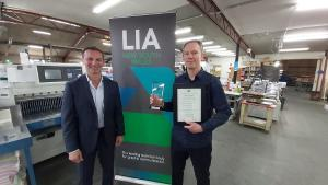 Lithgow printer wins graduate of the year