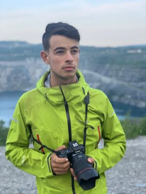 How TAFE NSW helped develop Aidan's career