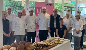 TAFE NSW students break bread with local baking industry to address skill shortages ​​​​​​​