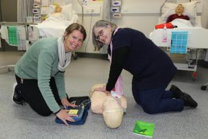 Zero to hero: TAFE NSW offers a first aid lifeline to Parkes locals