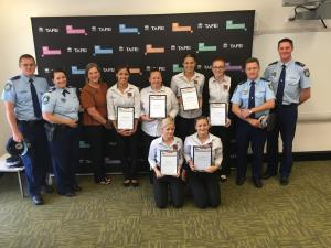 IPROWD graduation celebrates Indigenous police aspirations