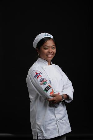 Local student returns from career-boosting chef program