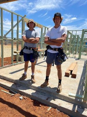 TAFE NSW graduate passing on the tricks of the trade