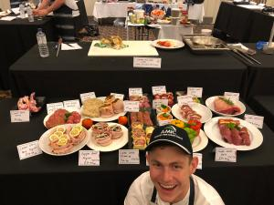 TAFE NSW Granville butchery student wins national Apprentice of the Year