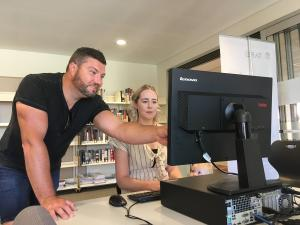 TAFE NSW helps Jess step out of the shadows and into a job