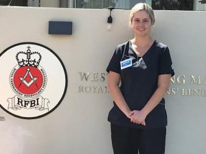 WHO CARES WINS: TAFE NSW aged care graduate urges others to tap into booming industry