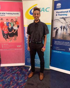 TAFE NSW Central Coast students win big at Regional Training Awards