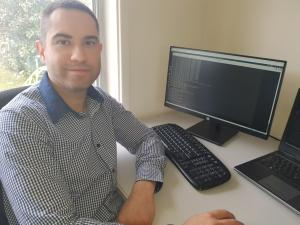 TAFE NSW Graduate ands dream job fighting cybercrime
