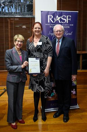 TAFE NSW student recognised for wanting to help others