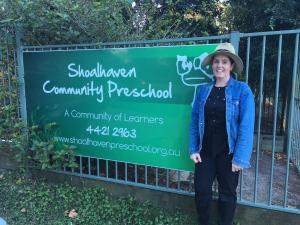 NO KIDDING: Nowra mum-of-six finds her calling in childcare