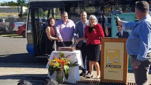 Macksville welcomes new transport service to TAFE NSW