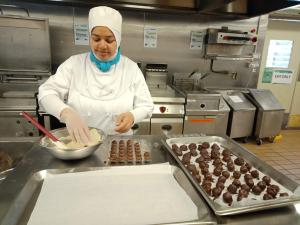 MIGRANT WOMEN COOK UP A CAREER IN HOSPITALITY WITH TAFE NSW