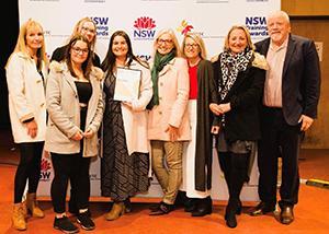 TAFE NSW helps mum honour late son with nursing diploma