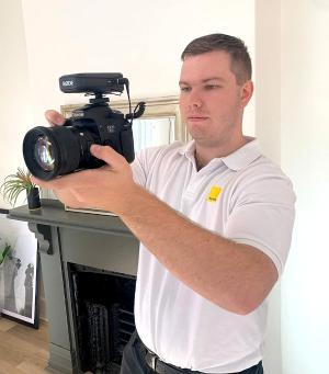 TAFE NSW takes young film maker from Real Film festival to real estate