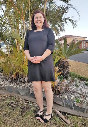 Compassionate TAFE Digital graduate takes on two jobs at Wollongong hospitals