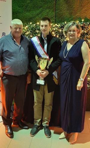 Kurri Kurri apprentice wins National Baking Award