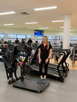 Meet the fitness student that is changing the lives of local women