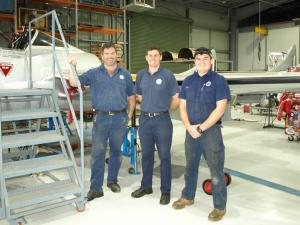 TAFE NSW helps Temora Aviation Museum soar to new heights