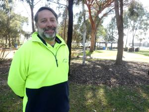 From marketing to mulching: TAFE Digital sows the seeds for Matt's future